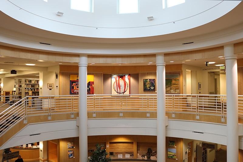 Rotunda Gallery 2nd Floor