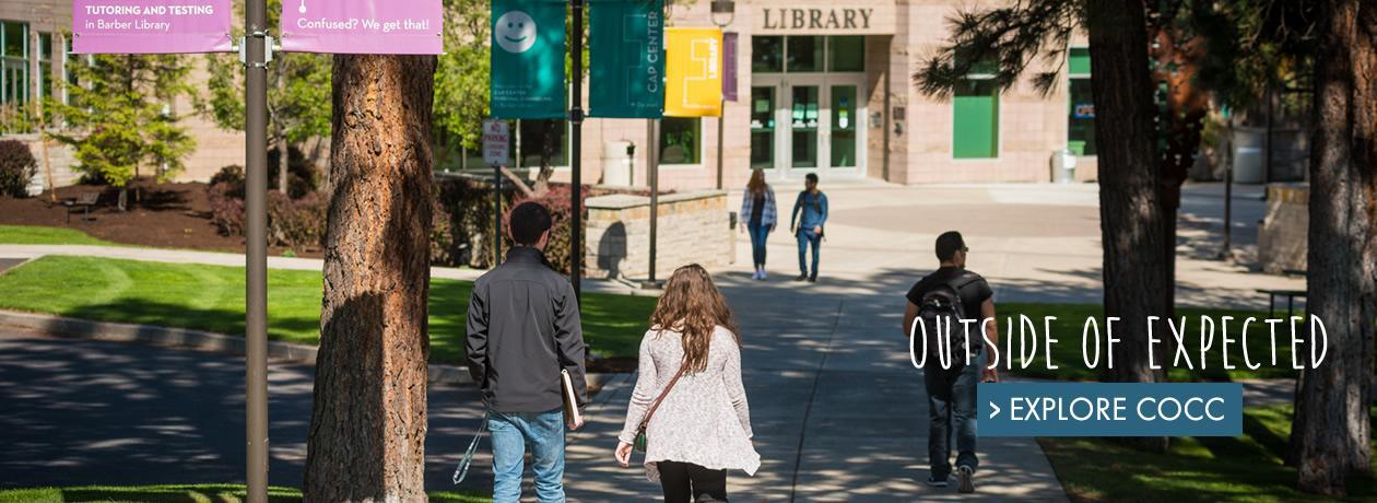 Explore Central Oregon Community College