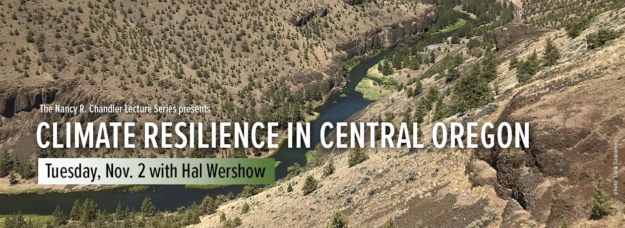 Climate Resilience in Central Oregon