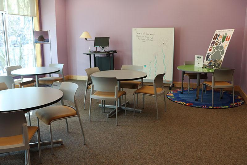 CLERC Classroom