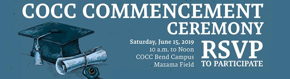 COCC Commencement