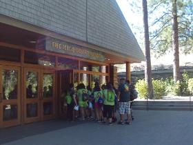 GANAS field trip to High Desert Museum