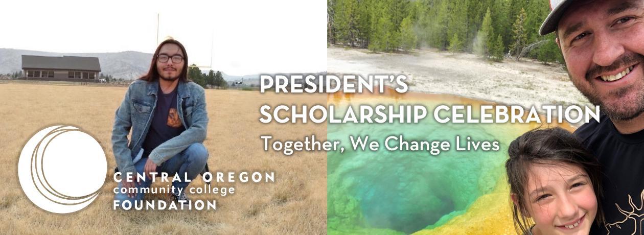 President's Scholarship Celebration