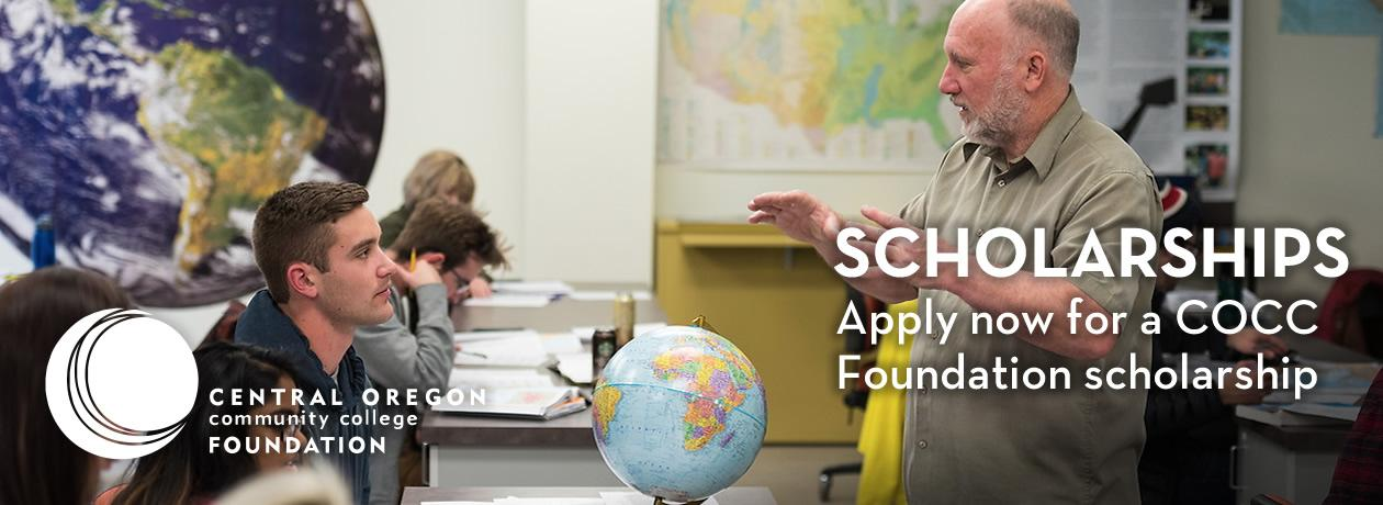 Apply now for a Foundation scholarship
