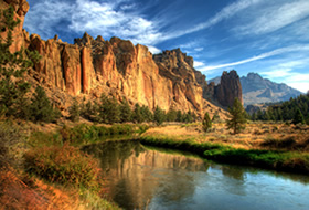 Smith Rock Crooked River