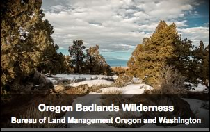Oregon Badlands Wilderness