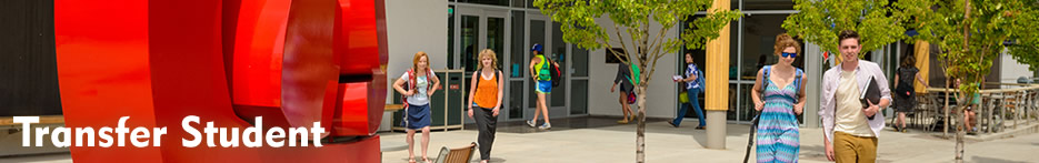 Transfer Student- Register for Classes