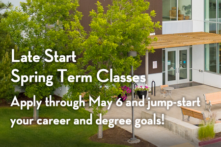 Late Start Spring Term Classes