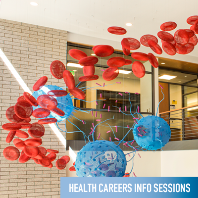 Health Careers Info Sessions