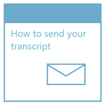 How to send your COCC transcript to another college