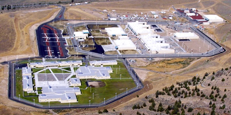 Aerial View of Deer Ridge Correctional Facility