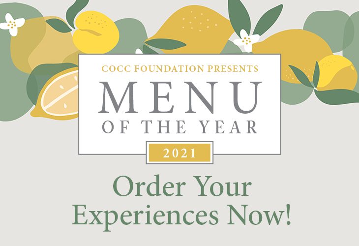 Foundation Menu of the Year
