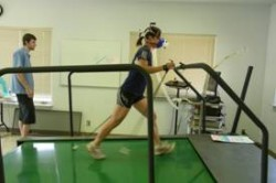 Skipole VO2max test at COCC Physiology Lab