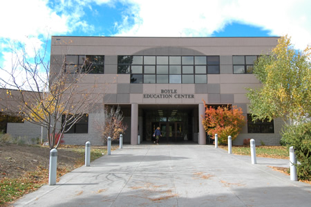 Boyle Education Center