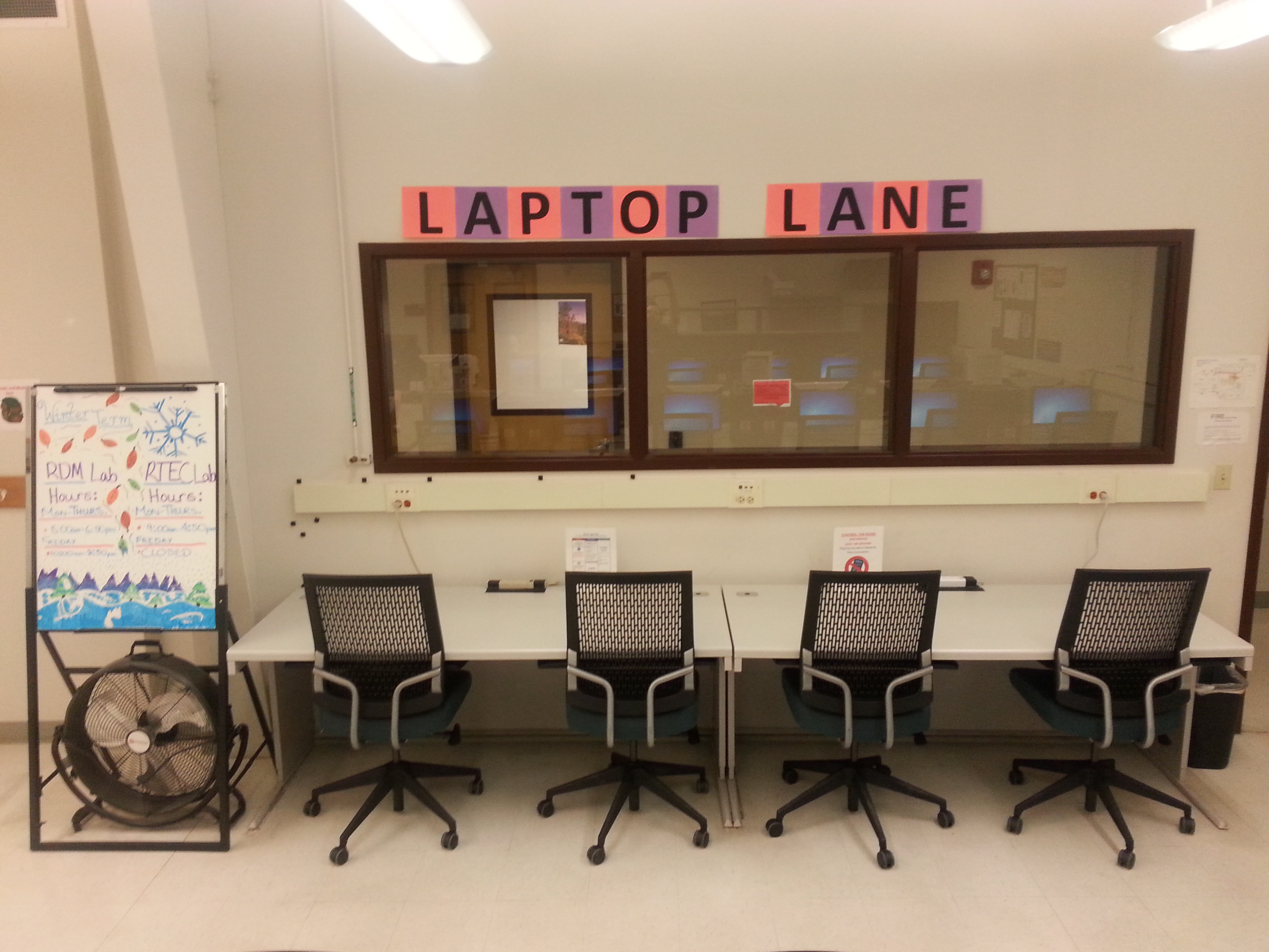 laptop lane
