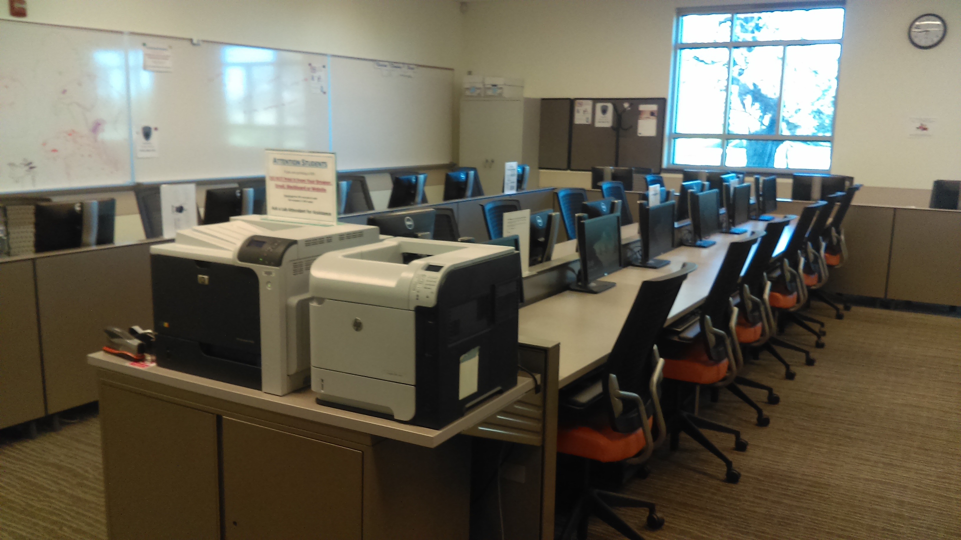RTEC Drop-in Computer Lab