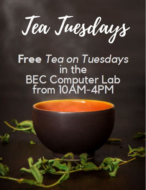Tea On Tuesday in BEC