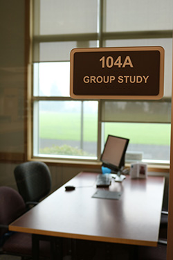 Photo of Group Study Room 104A