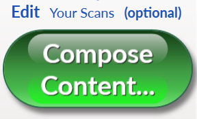 KIC compose content button