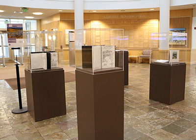 Rotunda Gallery Display