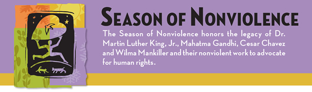 Season of Nonviolence