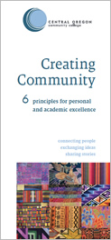 Click to view the Creating Community brochure.
