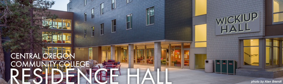 Residence Hall Entry - wide
