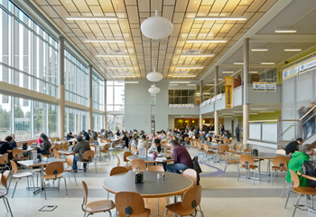 Coats Campus Center Cafeteria