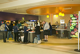 Dining Hall at the COCC Coats Campus Center