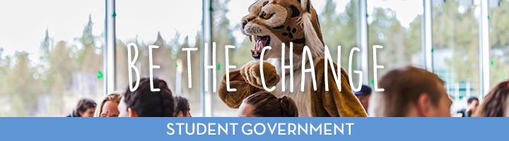 Be the change - ASCOCC Student Government