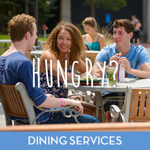 Student Life - Campus Dining Services