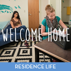 Student Life - Welcome Home