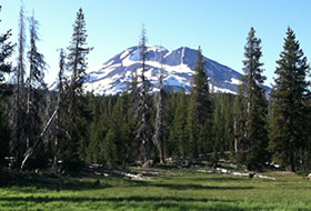 Central Oregon Mountains