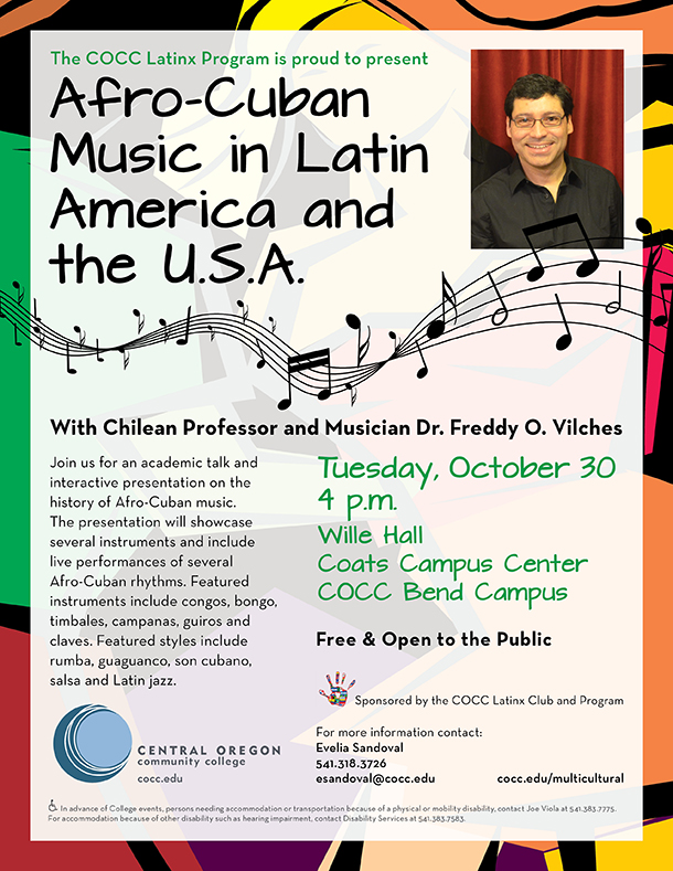 Afro-Cuban music event