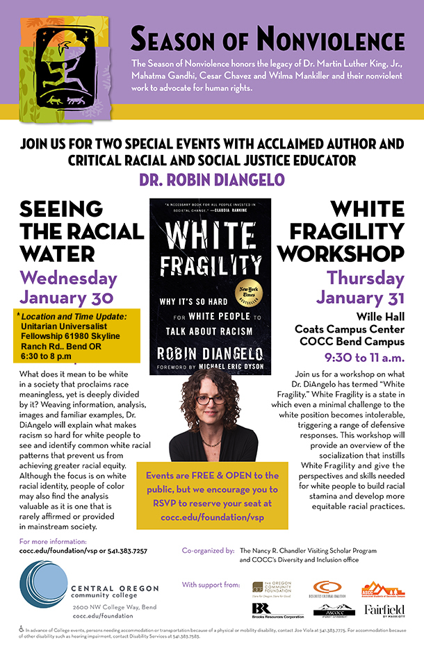 White Fragility Workshop