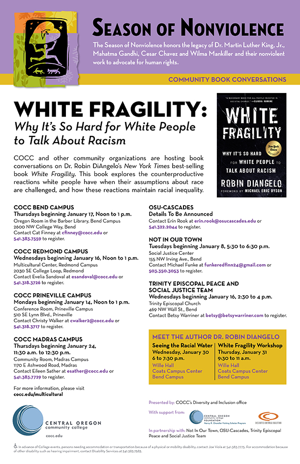 White Fragility Book Conversations