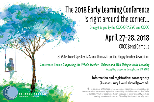 Early Learning Conference