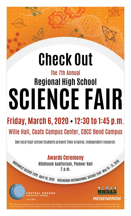 COCC Science Fair