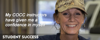 Student Success - Amy