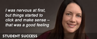 Student Success - Donna