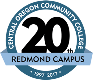 Redmond Campus - 20th Anniversary logo