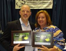 Cascade Culinary Receives Green Award