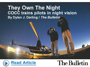 The Bulletin - Night Vision In the News