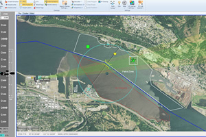 UAS Software Screenshot