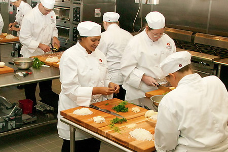 Culinary Arts Central Oregon Community College