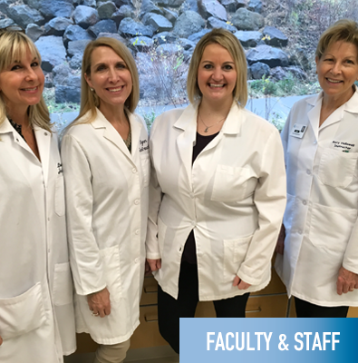 Dental Assisting Faculty & Staff