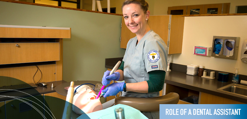 Role Of A Dental Assistant