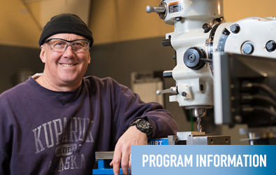 Manufacturing Program Information