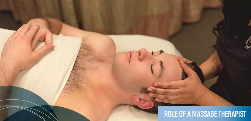 Role Of A Massage Therapist