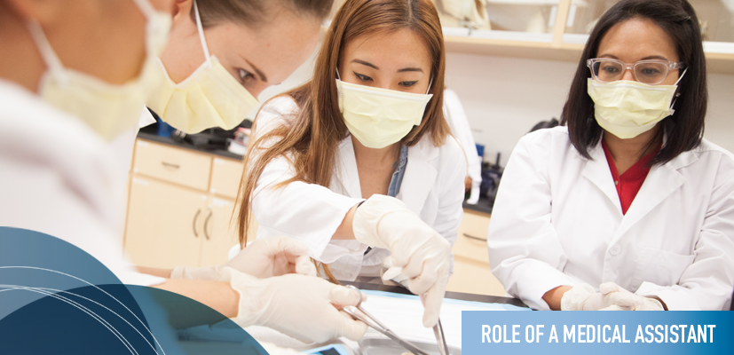 Role Of A Medical Assistant